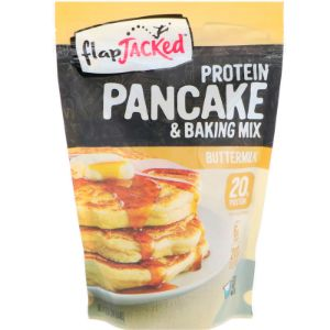 FlapJacked, Protein Pancake and Baking Mix