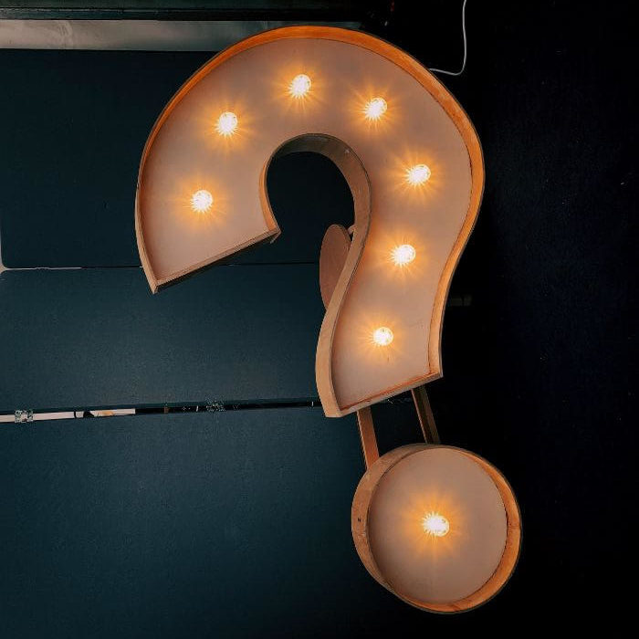 Question light